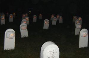 Pumpkin Graves